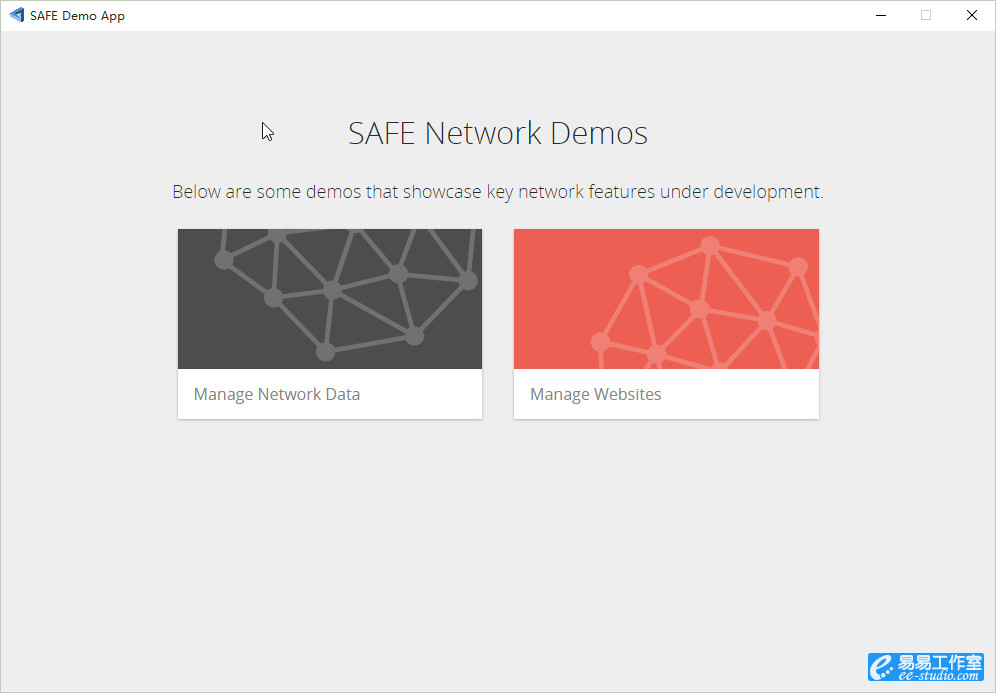 SAFE Network Demos